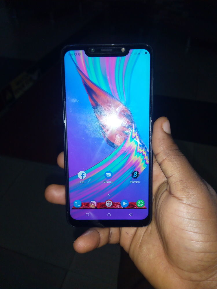 3 weeks Infinix hot 7