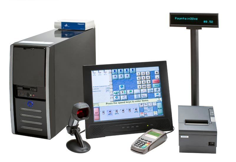 Point of Sales Software Installation