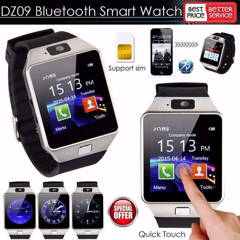 Original DZ09 Bluetooth SmartWatch With Camera