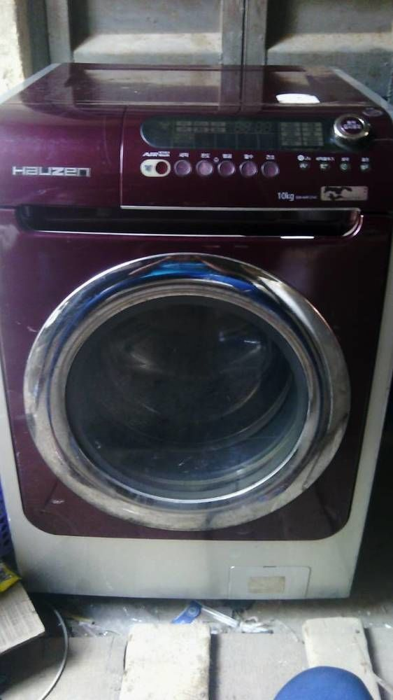 10kg Industrial Washing And Drying Machine