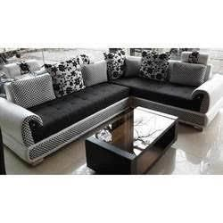 new sitting room L shape sofa chairs for sale