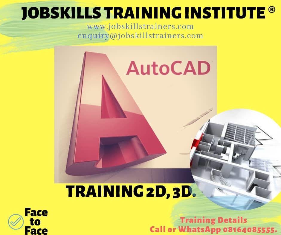 Autocad 2 D & 3 D Training