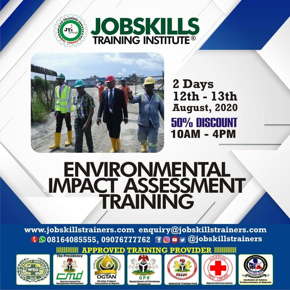 Environmental Impact Assessment Training (eia)