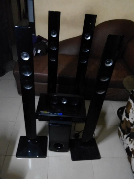 LG bodyguard home theater available for sale at affordab
