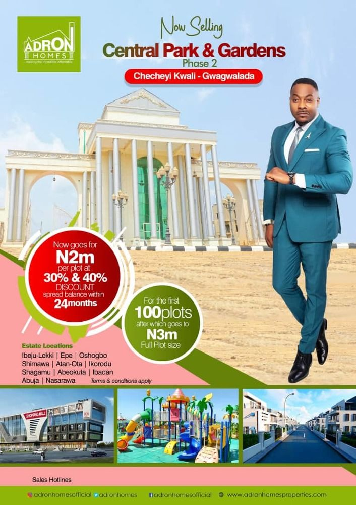 Plots of land for sale with flexible payment plan