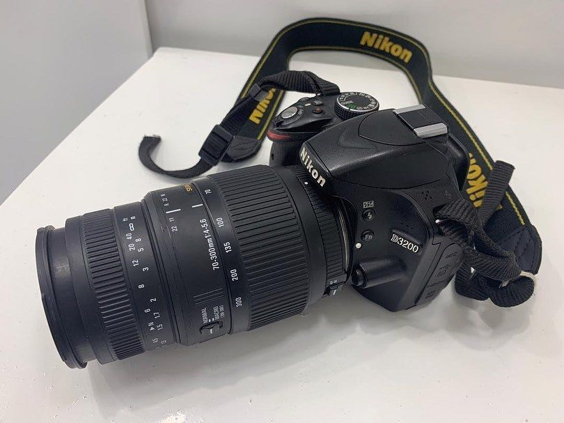 New canon 3d camera