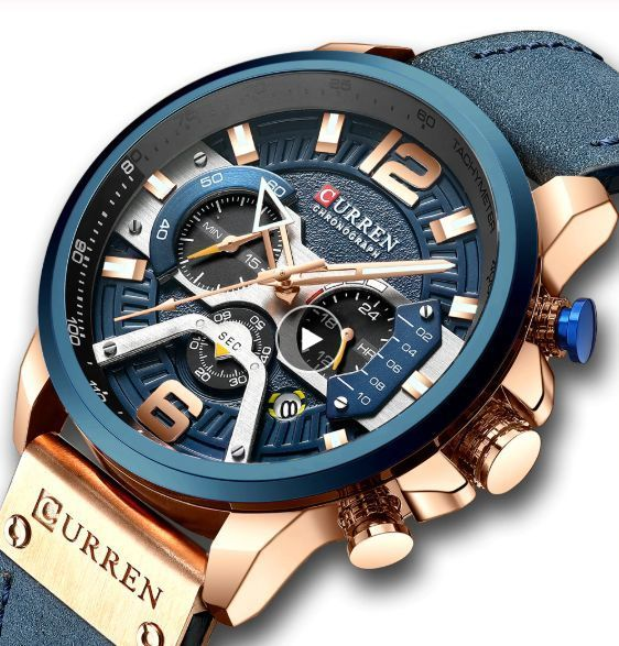 Best Selling Top Brand Luxury Military Watches (5 colors)