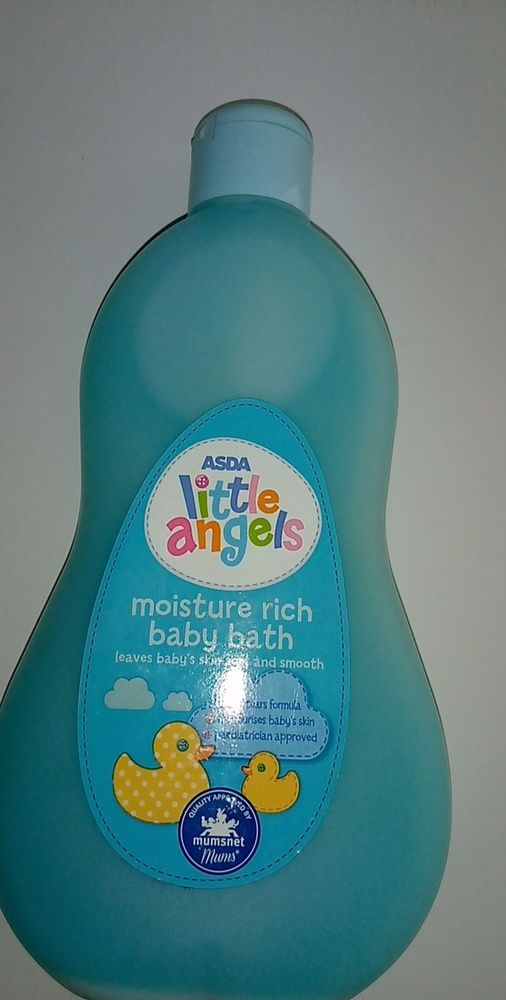 Little Angles moisture baby bath