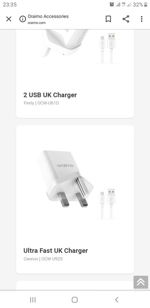 Fast Charger and Free USB Cable