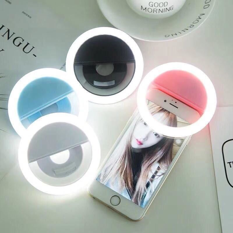 Phone Light and Magnifier