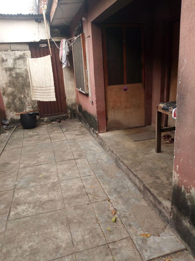 2 wings of 4bedroom duplex with 2BQ for sale on Gbemisola street, Ikeja, Lagos