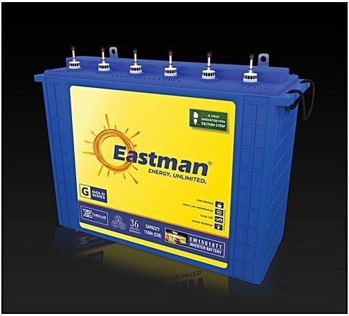 Eastman Tubular Batteries