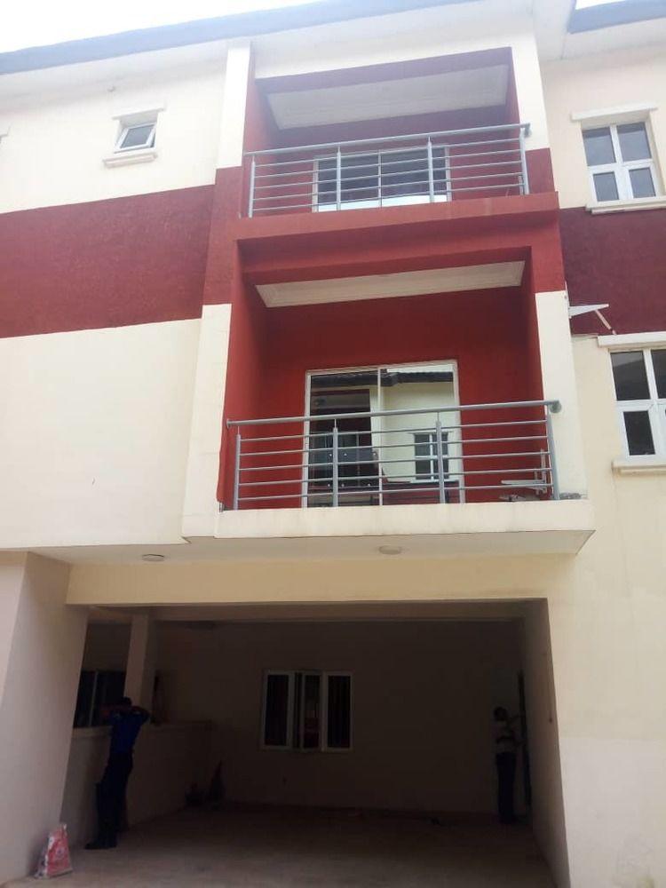 4 bedroom terrace duplex for sale on Revd Ogunbiyi street, Ikeja, GRA