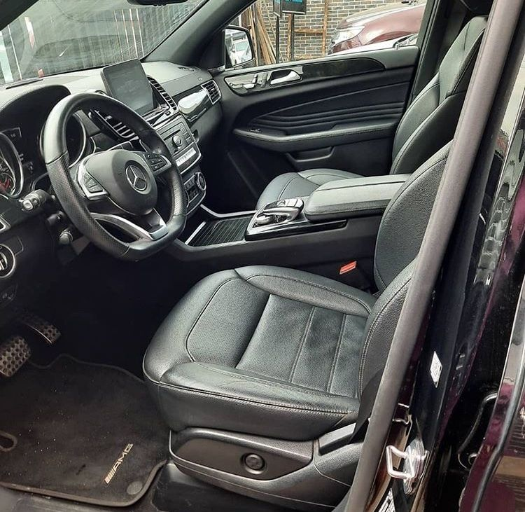 Foreign used 2019 Mercedes Benz GLE43