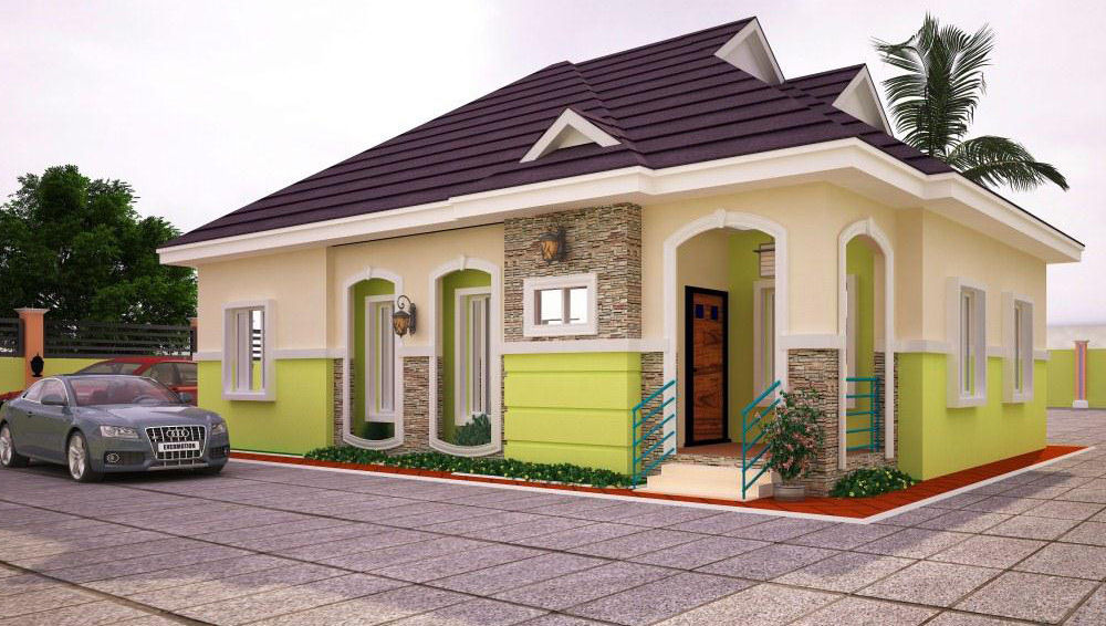 4 Bed rooms Bungalow for sale at Treasure park and Gardens phase 1