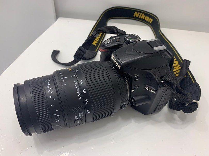 Canon unbox camera