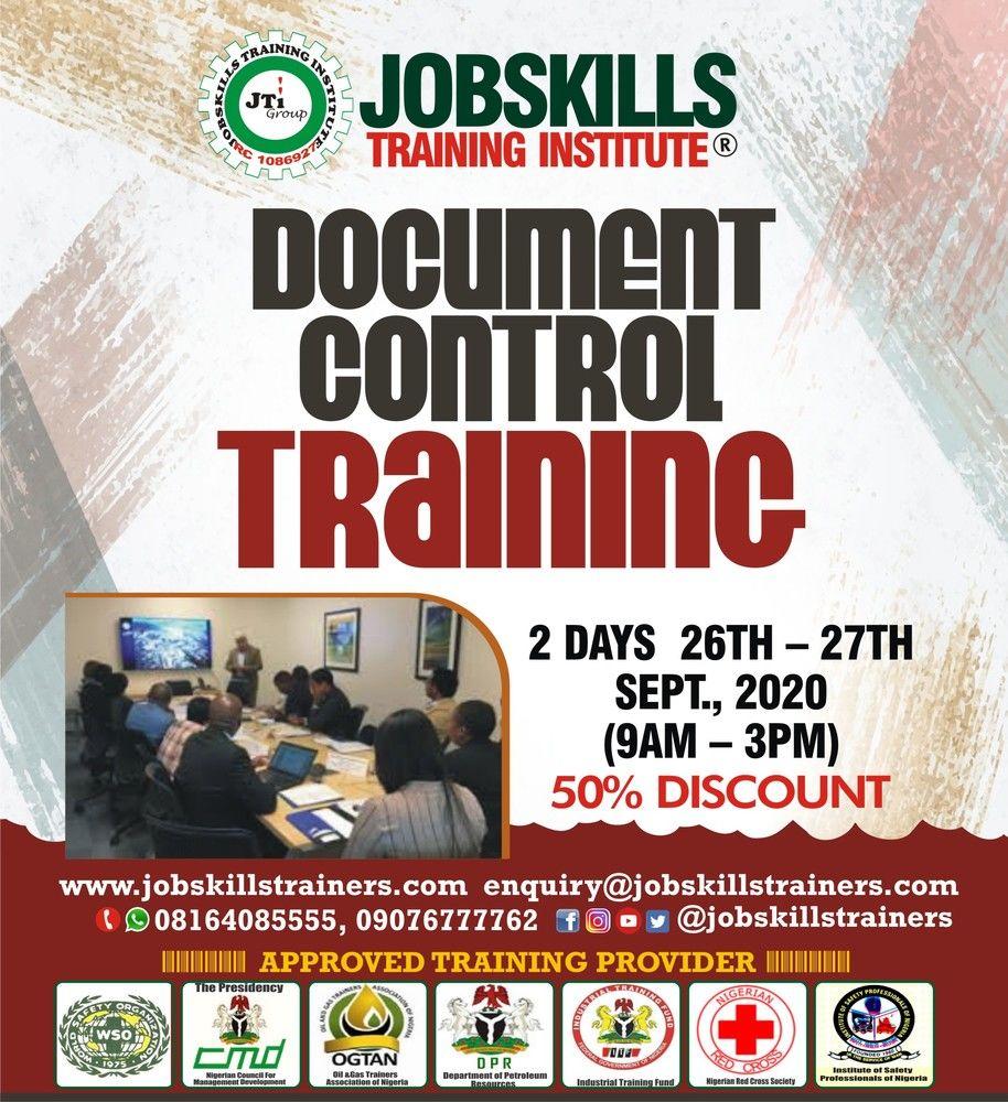 Document Control Training (doc)