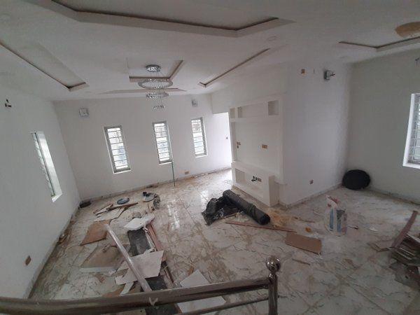 4 Bedroom Duplex for Sale at Thomas Estate Ajah